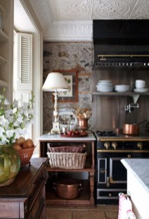 Cool French Country Kitchen Decorating Ideas22