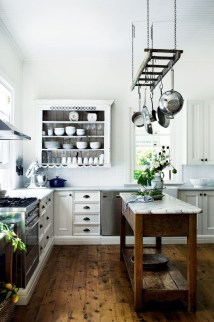 Cool French Country Kitchen Decorating Ideas38