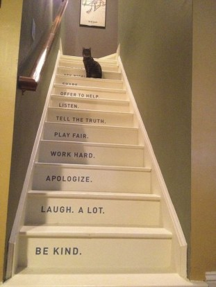 Cool Staircase Ideas For Home17