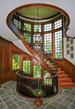 Cool Staircase Ideas For Home25