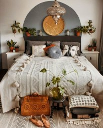 Cozy Diy Bohemian Bedroom Decor Ideas11