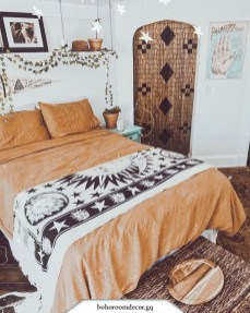 Cozy Diy Bohemian Bedroom Decor Ideas31
