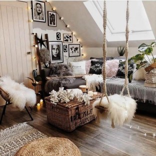 Cozy Diy Bohemian Bedroom Decor Ideas36