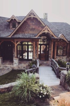 Creative Lake House Exterior Designs Ideas08