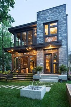 Creative Lake House Exterior Designs Ideas17