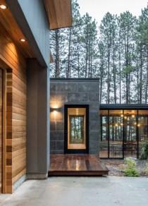 Creative Lake House Exterior Designs Ideas21