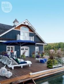 Creative Lake House Exterior Designs Ideas22