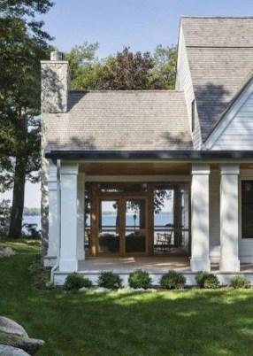 Creative Lake House Exterior Designs Ideas36
