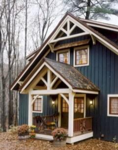 Creative Lake House Exterior Designs Ideas41