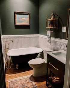 Elegant Bathroom Sink Decorating Ideas For Bathroom20