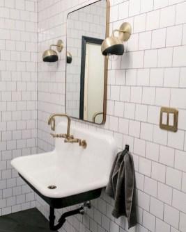 Elegant Bathroom Sink Decorating Ideas For Bathroom33