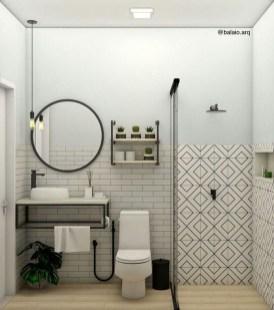 Elegant Bathroom Sink Decorating Ideas For Bathroom34