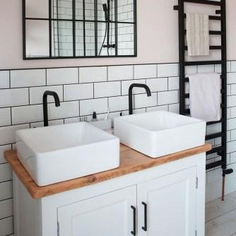Elegant Bathroom Sink Decorating Ideas For Bathroom36