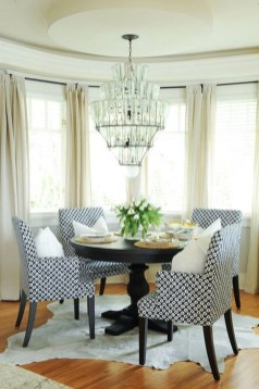 Elegant Small Dining Room Decorating Ideas08