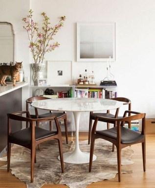 Elegant Small Dining Room Decorating Ideas35