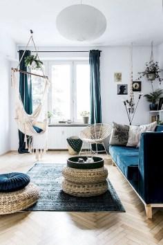 Fascinating Scandinavian Living Room Designs Ideas04