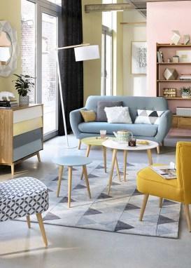 Fascinating Scandinavian Living Room Designs Ideas06