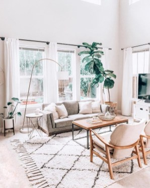 Fascinating Scandinavian Living Room Designs Ideas25