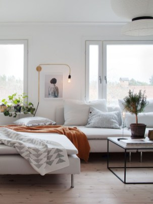 Fascinating Scandinavian Living Room Designs Ideas40