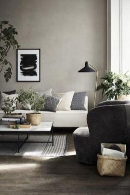 Fascinating Scandinavian Living Room Designs Ideas41