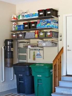 Gorgoeus Diy Garage Storage Organization Tips Ideas15
