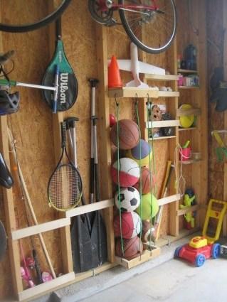 Gorgoeus Diy Garage Storage Organization Tips Ideas27