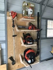 Gorgoeus Diy Garage Storage Organization Tips Ideas29