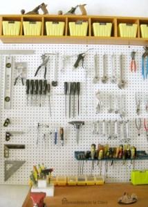 Gorgoeus Diy Garage Storage Organization Tips Ideas40