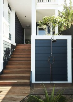 Incredible Homes Decorating Ideas With Black Exteriors17
