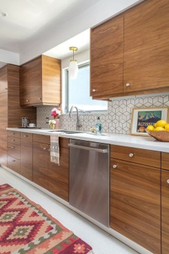 Inspiring Mid Century Kitchen Remodel Ideas18