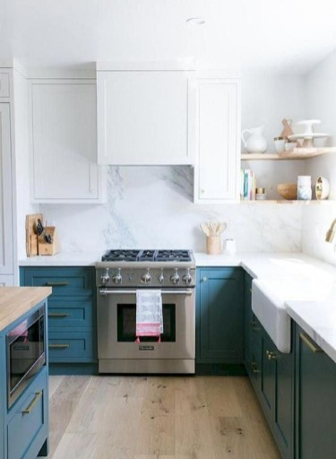 Inspiring Mid Century Kitchen Remodel Ideas35
