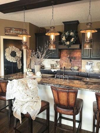 Pretty Farmhouse Kitchen Makeover Design Ideas On A Budget06