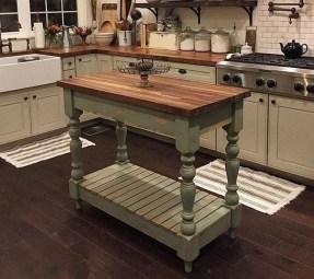 Pretty Farmhouse Kitchen Makeover Design Ideas On A Budget10