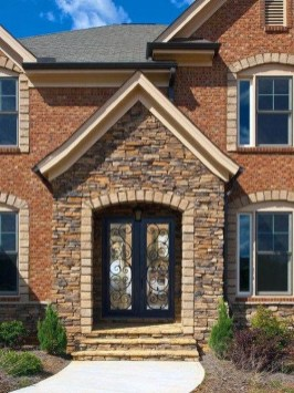 Pretty Stone House Design Ideas On A Budget14