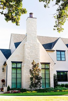 Pretty Stone House Design Ideas On A Budget16