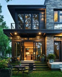 Pretty Stone House Design Ideas On A Budget21