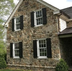 Pretty Stone House Design Ideas On A Budget27