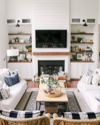 Relaxing Living Rooms Design Ideas With Fireplaces01