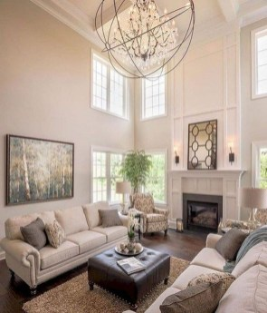 Relaxing Living Rooms Design Ideas With Fireplaces15