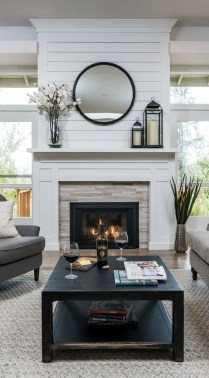 Relaxing Living Rooms Design Ideas With Fireplaces24