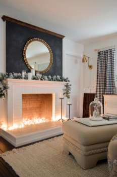 Relaxing Living Rooms Design Ideas With Fireplaces40