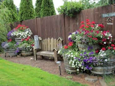 Rustic Front Yard Landscaping Ideas01