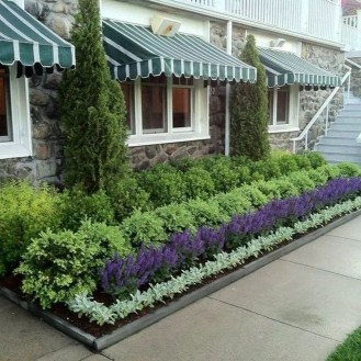 Rustic Front Yard Landscaping Ideas16