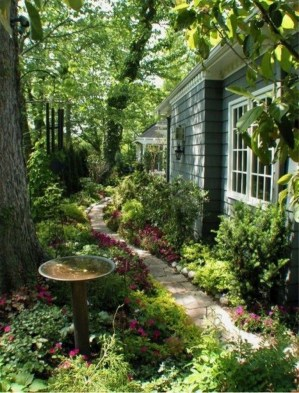 Rustic Front Yard Landscaping Ideas24