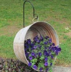 Rustic Front Yard Landscaping Ideas32