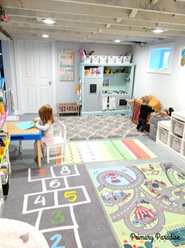 Splendid Diy Playroom Kids Decorating Ideas07