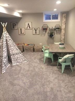Splendid Diy Playroom Kids Decorating Ideas08