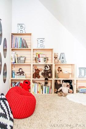 Splendid Diy Playroom Kids Decorating Ideas18