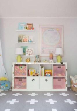 Splendid Diy Playroom Kids Decorating Ideas26