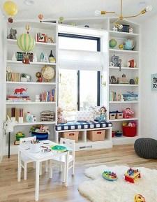 Splendid Diy Playroom Kids Decorating Ideas32
